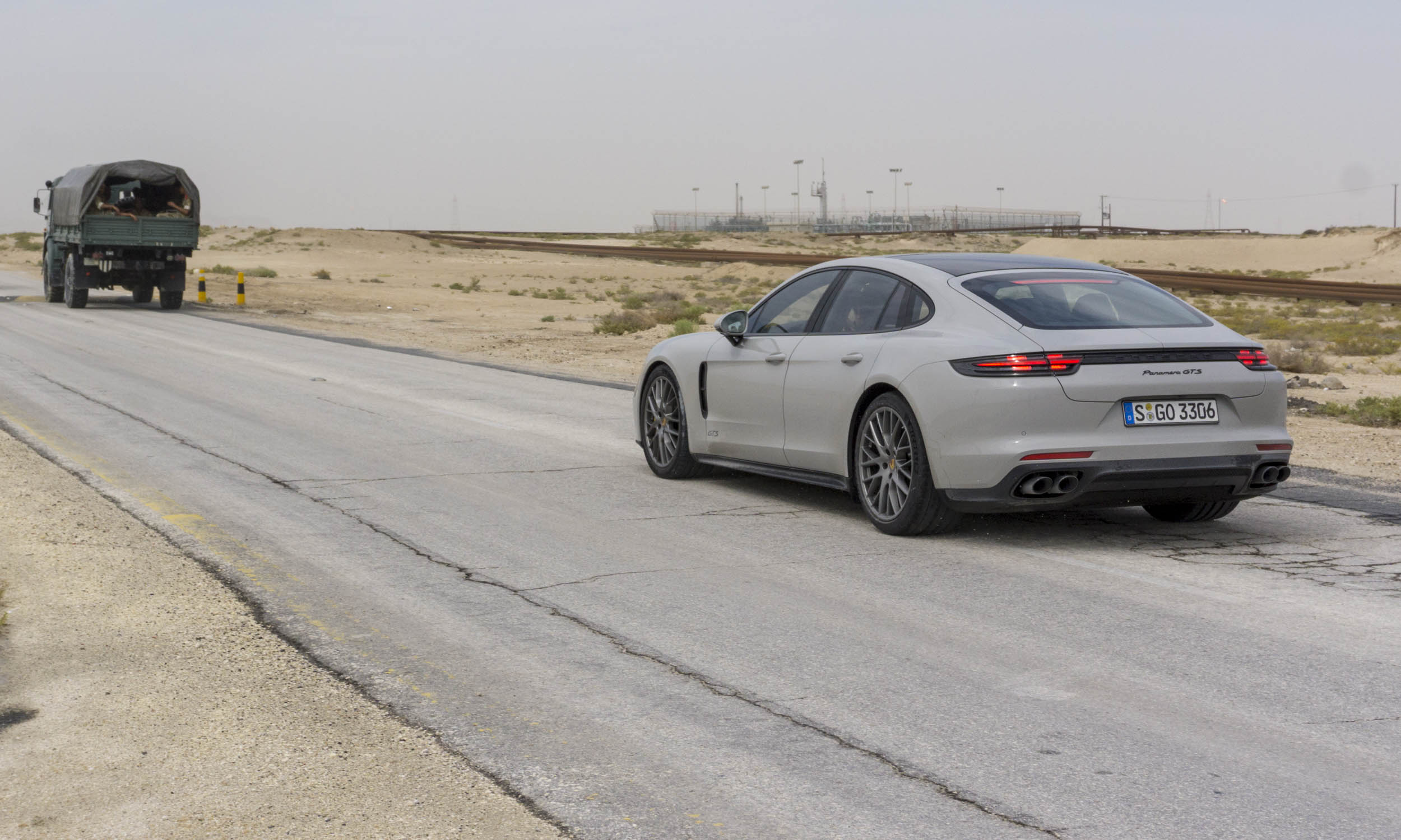 2019 Porsche Panamera Gts First Drive Review 187 Autonxt